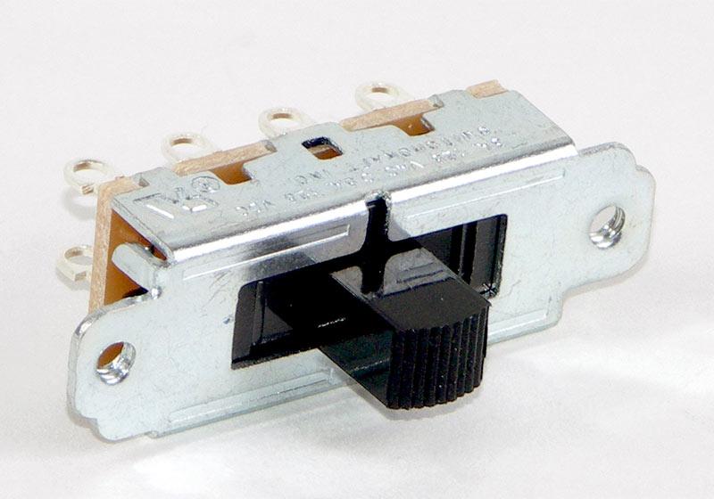 Mono 2conductor Input Jack Open Circuit Switchcraft
